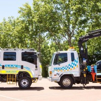 Tow trucks in Perth
